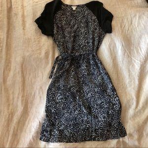 Fossil Silk Shift Dress